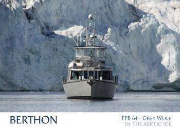 FPB 64' GREY WOLF completes her current batch of adventures.