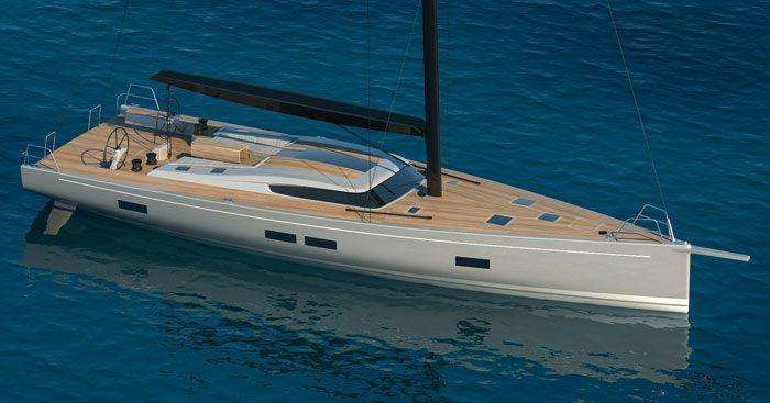Advanced Yachts A62 Exterior Exterior