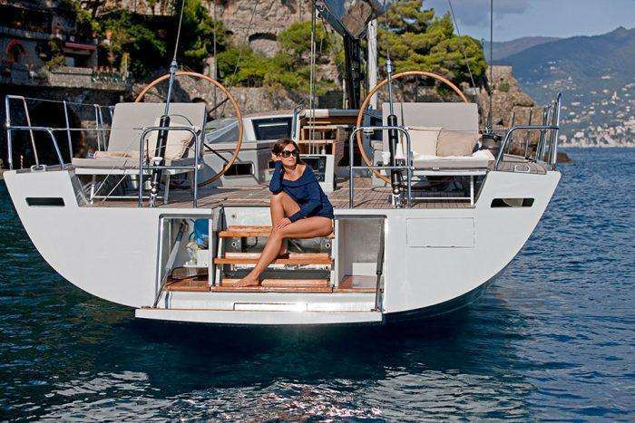 Advanced Yachts A66 Exterior Exterior