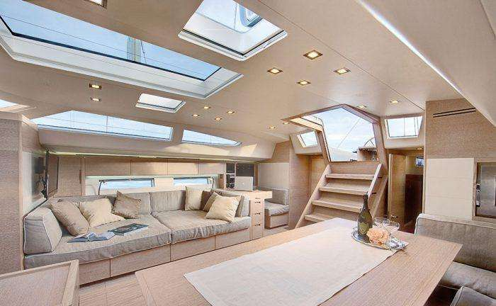 Advanced Yachts A66 Interior Interior
