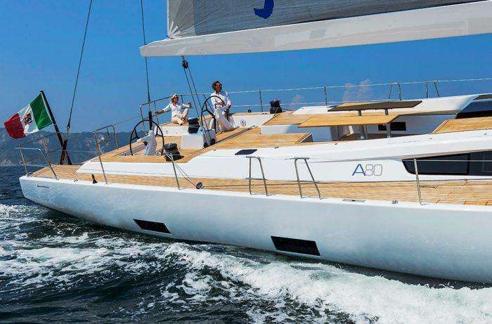 Advanced Yacht A80 Exterior Exterior