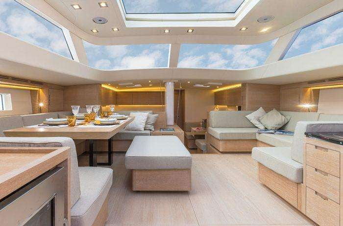 Advanced Yacht A80 Interior Interior