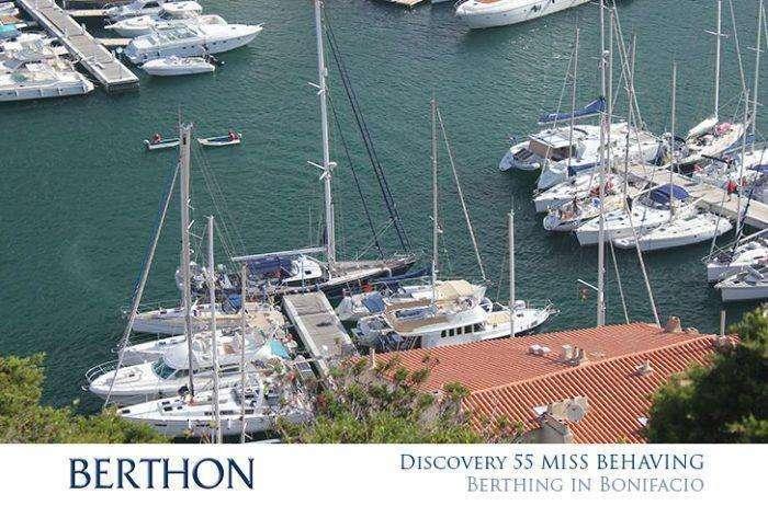 discovery-55-miss-behaving-berthing-in-bonifacio