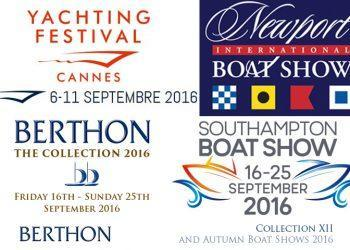Collection XXII and Autumn Boat Shows 2016