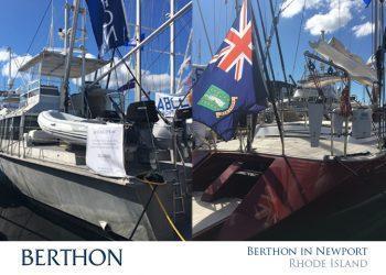 Berthon in Newport, Rhode Island