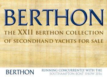 Berthon Collection 22 – 16th to 25th September