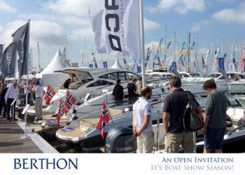 An Open Invitation – It's Boat Show Season! (Cannes, Southampton, The Collection #23 and the Newport Boat Show)