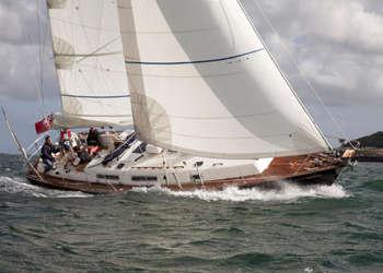 Rustler 37, Rustler Yachts Ltd., Rustler 37