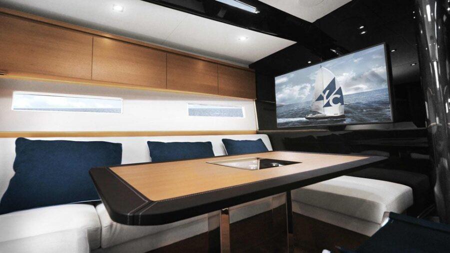 Solaris 55 Interior 3 Interior