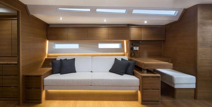 Solaris 55 Interior 9 Interior