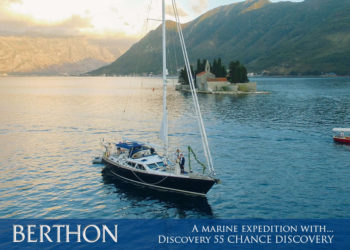 A marine expedition with Discovery 55 CHANCE DISCOVERY.