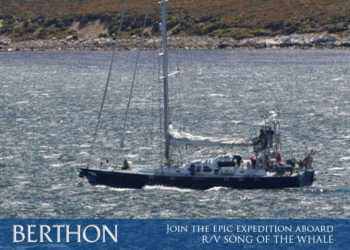Join the epic expedition aboard R/V SONG OF THE WHALE