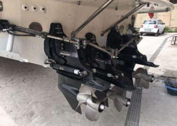 Maxi Custom Tender 6