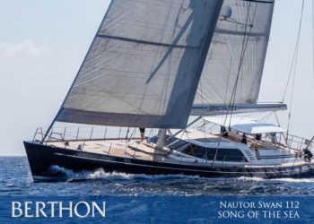 Nautor Swan 112, SONG OF THE SEA – Palma Superyacht Show 2018