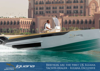 Berthon have recently become the first UK Iguana Yachts dealer