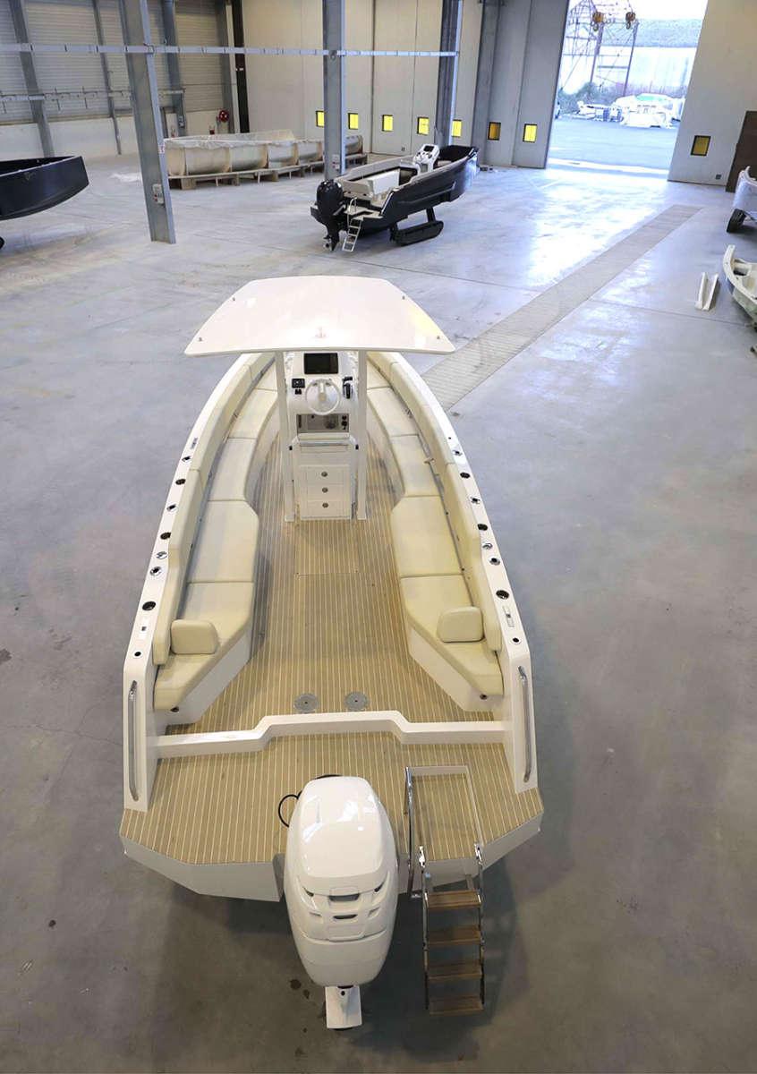 Iguana Classic Deck Deck Layout