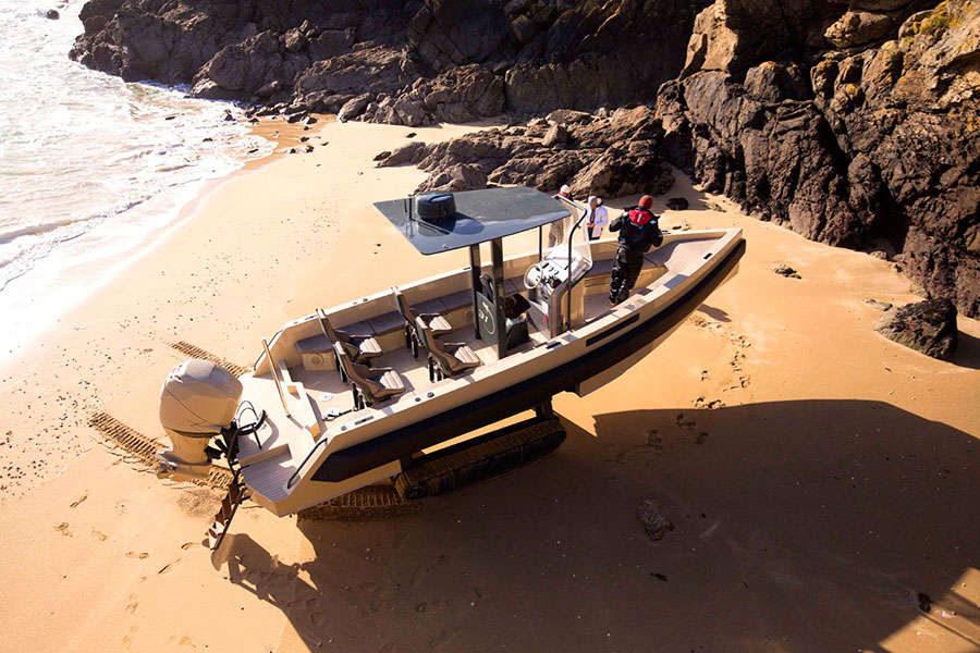 Iguana Expedition Deck Deck Layout
