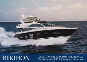 Pearl Yachts Appoints Berthon as Dealers For UK & France