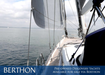 Pre-owned Discovery Yachts Available for Sale via Berthon