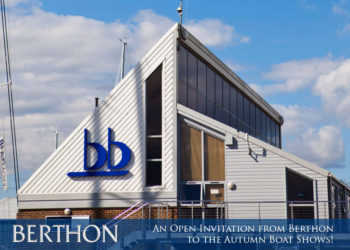 An Open Invitation from Berthon to the Autumn Boat Shows!