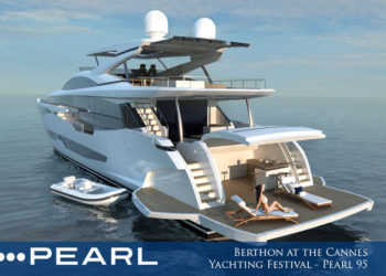 Berthon, the Cannes Yachting Festival, the Monaco Yacht Show and our appointment as exclusive dealers for Pearl Yachts in the UK and France