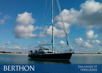 Ron Holland designed Discovery 57 PEREGRINE is now for sale