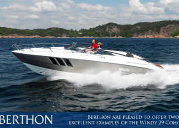 Berthon are pleased to offer two excellent examples of the Windy 29 Coho on brokerage