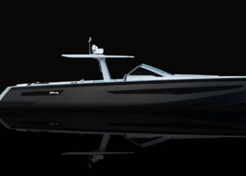 Windy SR44 Blackhawk makes world debut at Cannes Yachting Festival