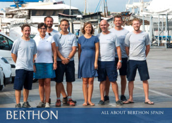 All About Berthon Spain