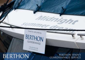 Berthon Spain's Guardiennage Service