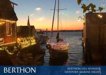 Berthon USA Sponsor Newport Marine Night