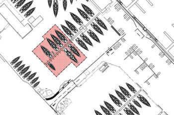 Berthon's Customs Warehouse Map 2019