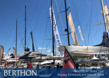 Berthon does the Palma Superyacht Show 2019