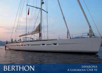 SAVARONA – A Luxurious CNB 93