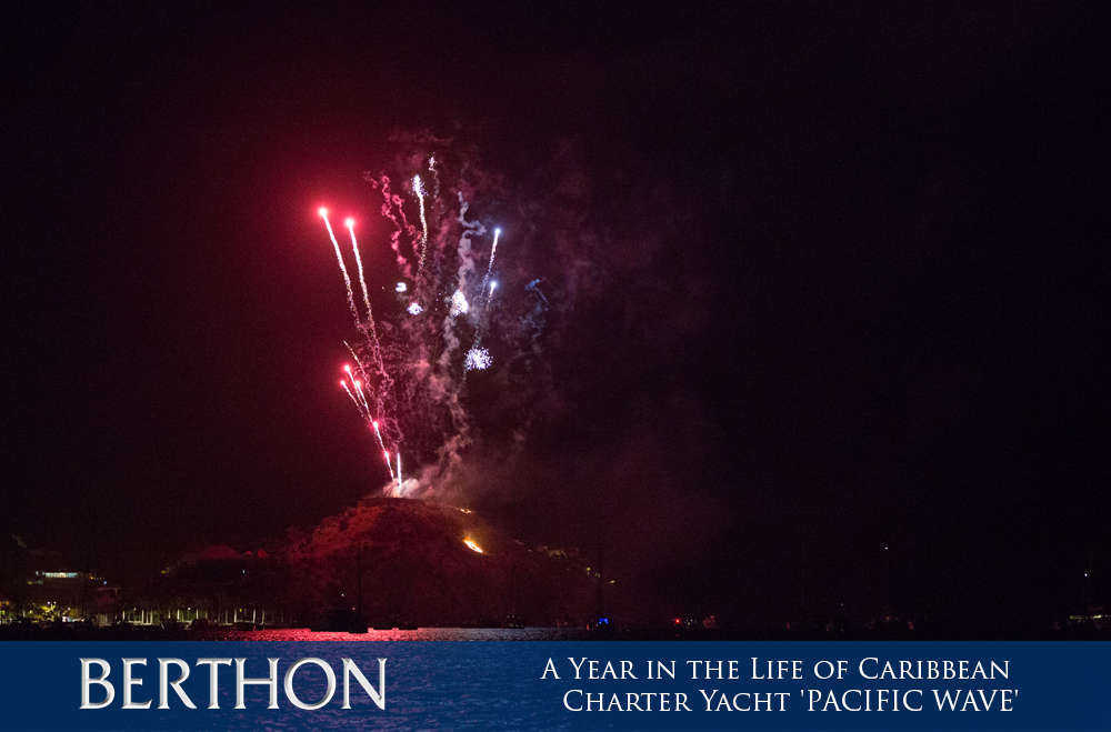 a-year-in-the-life-of-caribbean-charter-yacht-pacific-wave-11-bastille-day-celebration-fireworks
