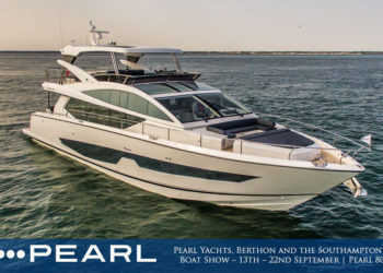 Pearl Yachts, Berthon and the Southampton Boat Show – 13th – 22nd September | Pearl 80