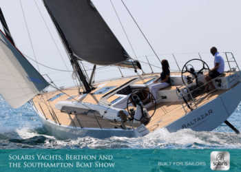 Solaris Yachts, Berthon and the Southampton Boat Show – 13th – 22nd September | Solaris 44