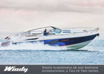 Windy Scandinavia AB and Berthon International: a Tale of Two Shows.