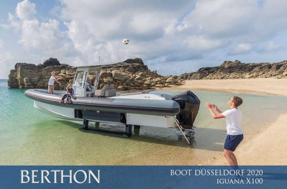 BOOT DÜSSELDORF 2020 - 18TH-26TH JANUARY