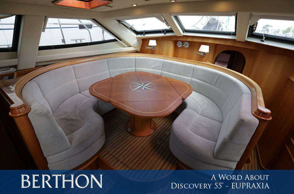 A Word About Discovery 55' - EUPRAXIA