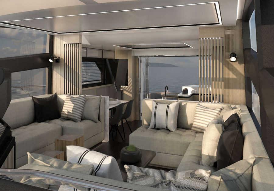 Pearl 62 2 Interior Interior
