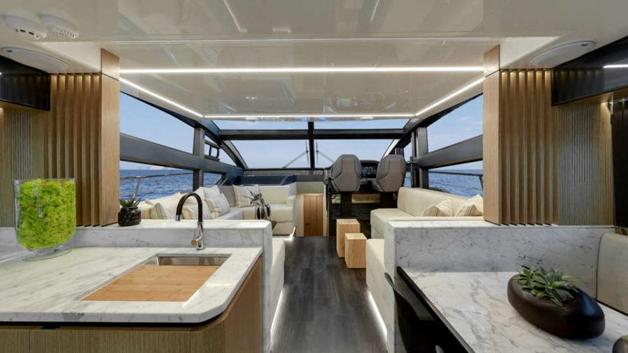 Pearl 62 5 Interior Interior