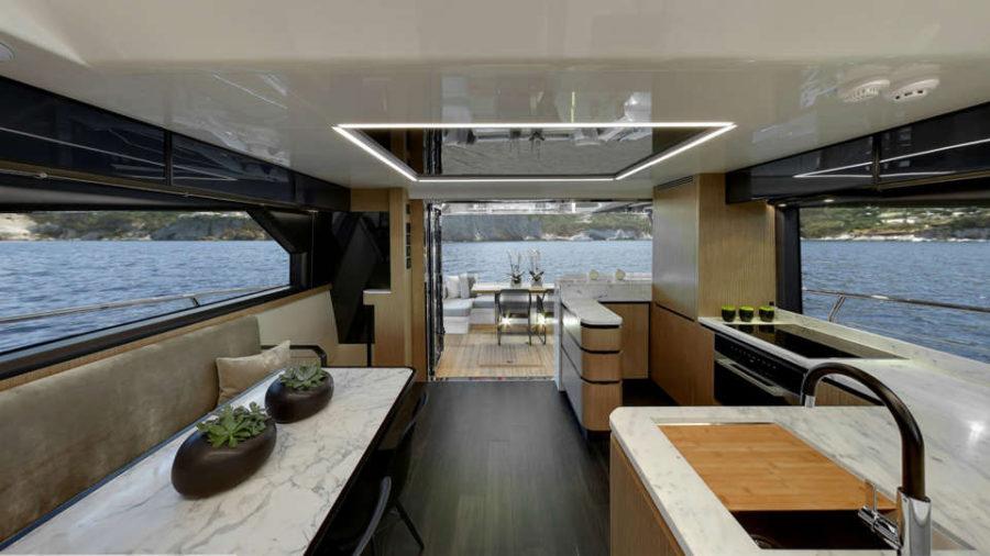 Pearl 62 9 Interior Interior