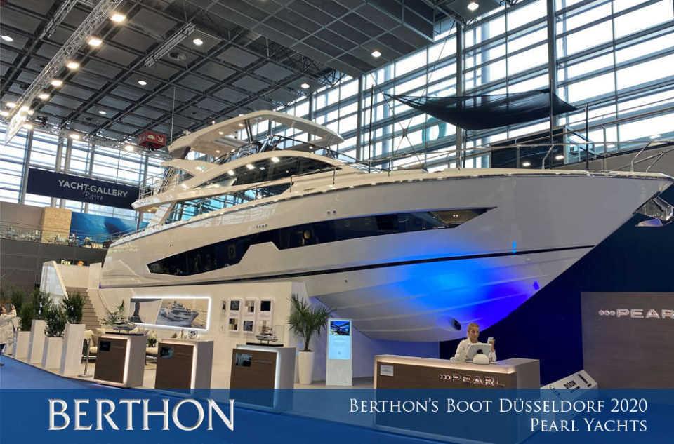 Berthon's Fantastic Boot Düsseldorf 2020!