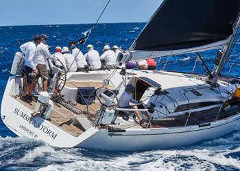 Marten 49, SUMMER STORM, Marten Yachts, Marten 49