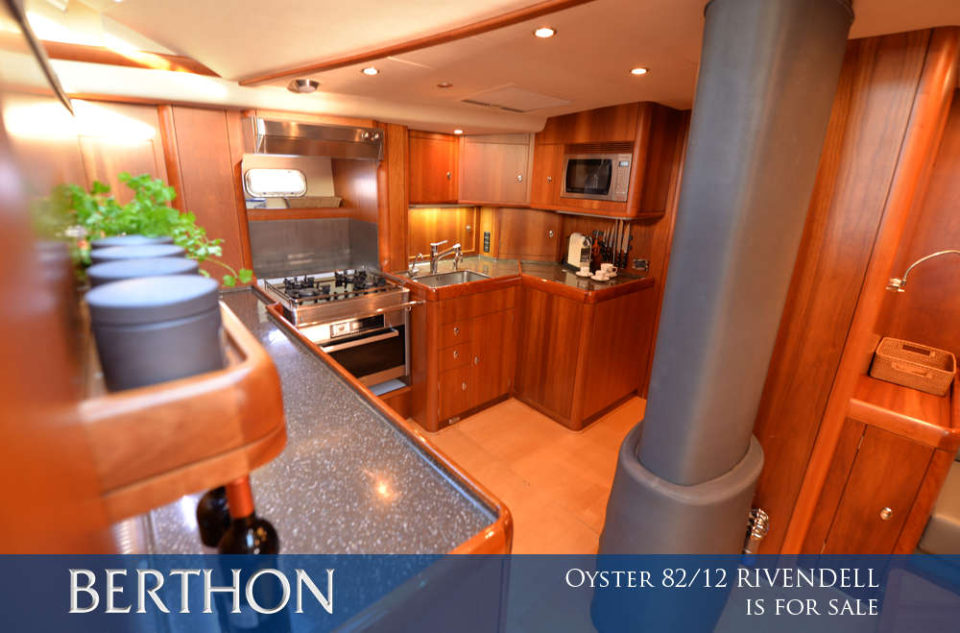 Oyster 82/12 RIVENDELL is for sale