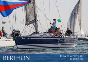 TEXA, X-Yachts 442 is for sale