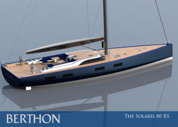 From the Berthon International Solaris Yachts Desk