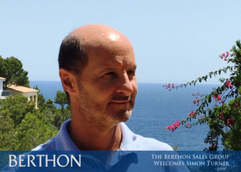 The Berthon Sales Group Welcomes Simon Turner to the Brokerage Team