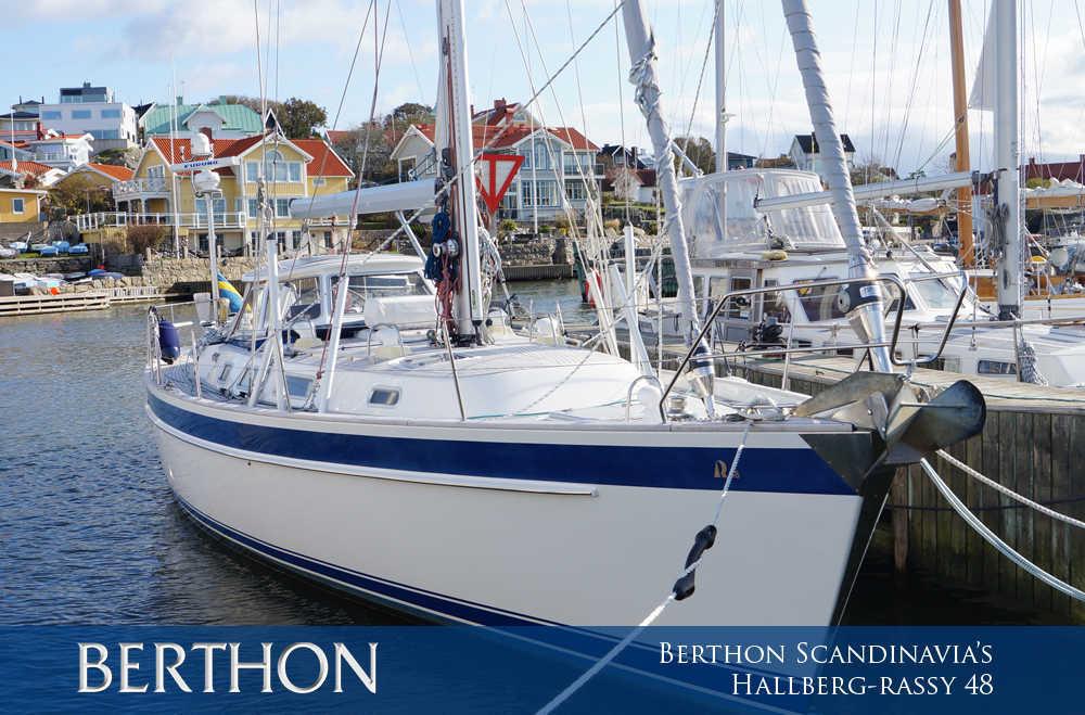Berthon Scandinavias Fabulous Yachts